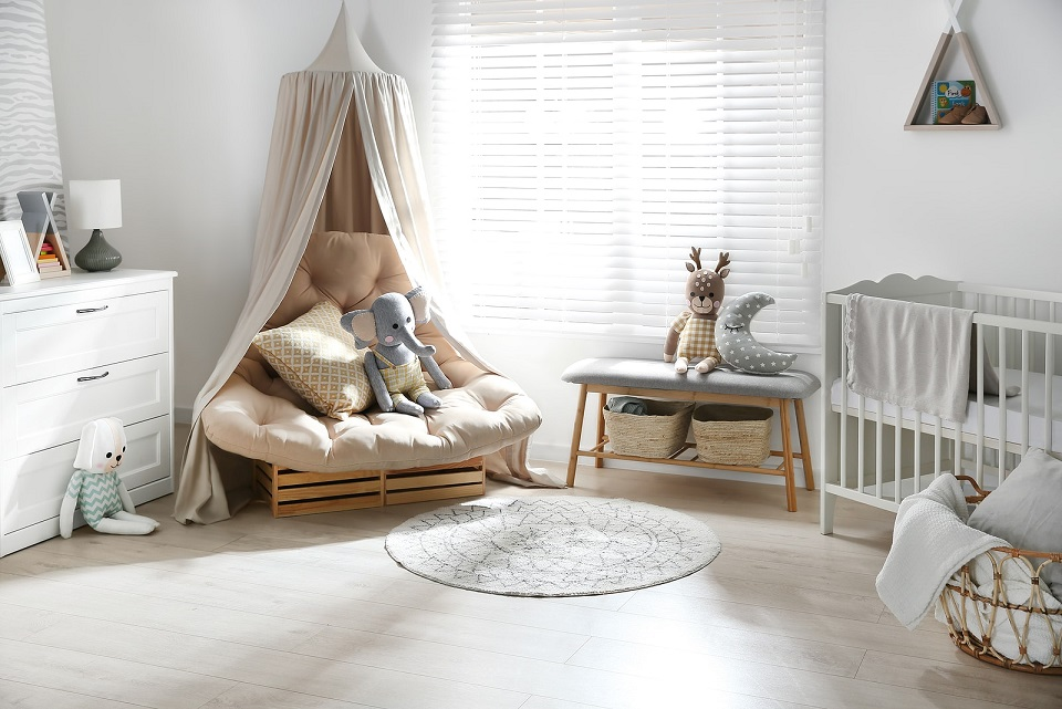 Best Blinds For Your Baby And Child S, Children's Room Furniture