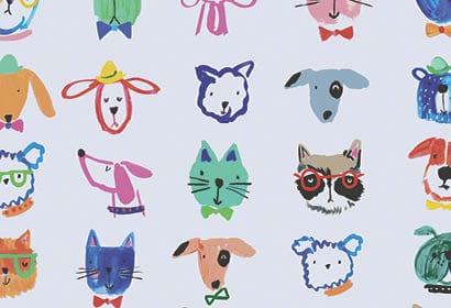 Louvolite Party Animals