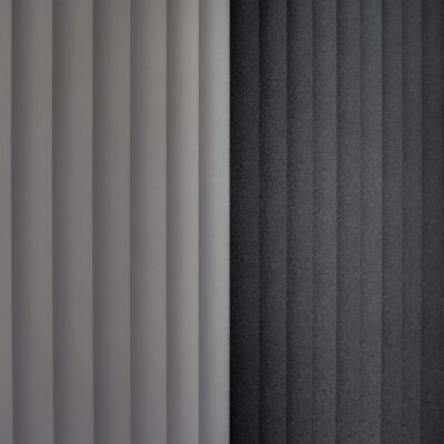 3 colours vertical blinds