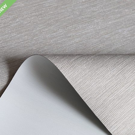 A close-up of Blackout Chatsworth Roller Blind material